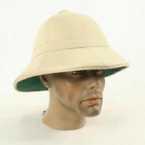 British World War 1 Wolseley Pith Helmet. WW1 Uniform