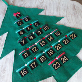 Christmas Advent Calendars - reusable *NEW*