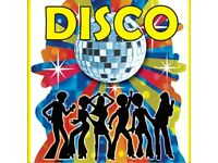 dj disco for hire