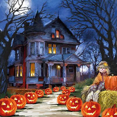 - Halloween Vollmond