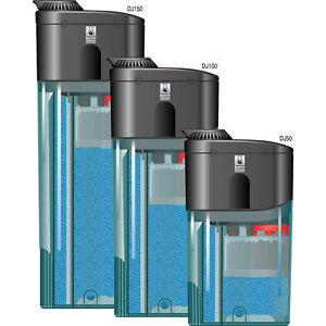 Duetto dj 150 pompa filtro interno per acquari dj150 120 for Filtro x acquario