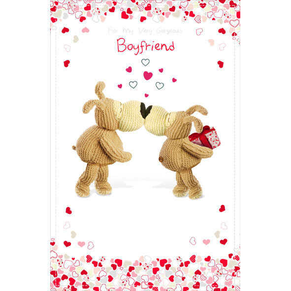 Boofle boyfriend happy birthday greeting card cute range greetings boofle boyfriend happy birthday greeting card cute range greetings cards m4hsunfo Choice Image