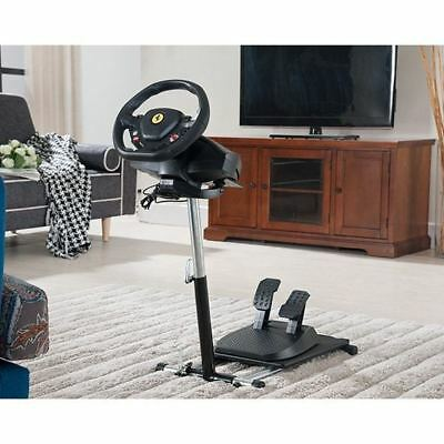 - Pro Racer Gaming Steering Wheel Stand Sturdy Stable For Xbox One PS4 And PC NEW