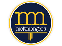 Delivery drivers for Meltmongers - mornings and afternoons only. Immediate start.
