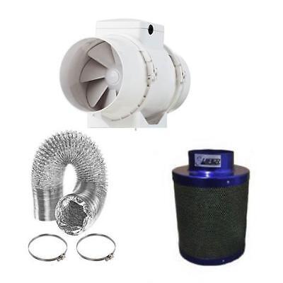 TT Breeze Fan Viper ECO Carbon Filter Kit 100mm
