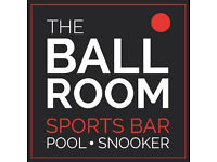 FT AND PT EXPERIENCED BAR SUPERVISORS REQUIRED AT BUSY SPORTS BAR IN TOWN CENTRE, IMMEDIATE STARTS