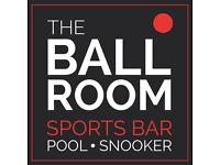 Perth FT Bar Manager / Supervisor Required, Sports Bar, 40-50Hr Week