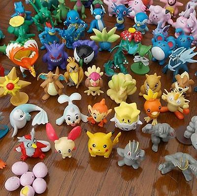 1pcs Wholesale Mixed Pokemon Mini Pearl Figures Kids Children Toy new - Wholesale Pokemon