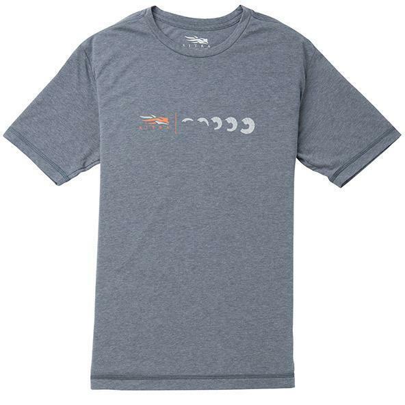 Sitka Mens Big Horn Evolution Tee Shirt (20132-LH) SALE
