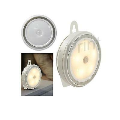 LED FOCO Lámpara Detector De Movimiento Auto Sensor LUZ CALIDA -4155