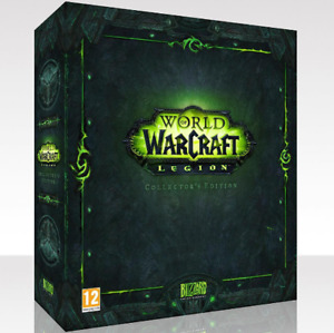 World of Warcraft: Legion Collectors Edition *NEW*