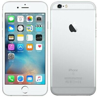 Apple iPhone 6s | 64GB | Silver | LTE CDMA/GSM | Unlocked | Great