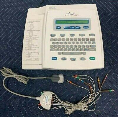 Burdick Atria 3000 Ekg With 12 Lead Resting Ekg - Biomed Tested