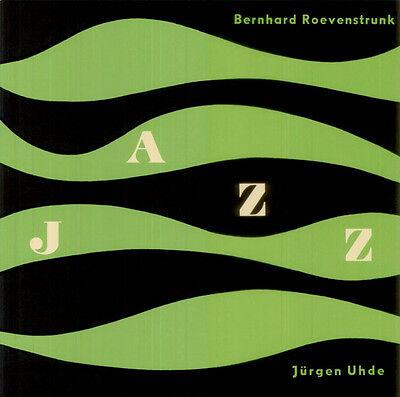 """Otl Aicher VHS-Ulm Nachdruck-Plakat """"Jazz"""" Design / Grafik / Olympia / HfG"""