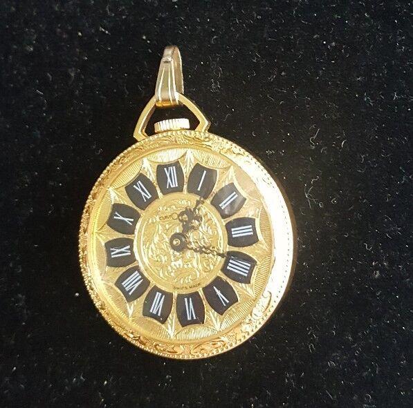 Customtime Pendant Watch Swiss Made