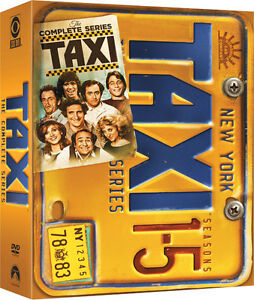 Taxi The Complete Series on DVD Used MINT!
