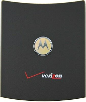 New OEM Battery Door Back Cover for Verizon Motorola RAZR2 V9m ESPRESSO - BLK