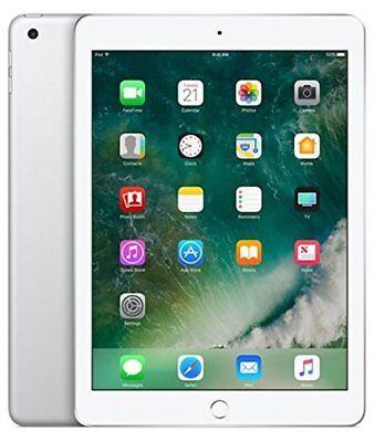 Apple iPad 2017 128GB Silver Wi-Fi MP2J2LL/A