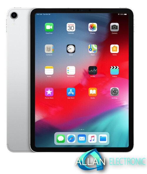 "Nuevo Apple iPad Pro 11"" 64GB Wifi Version - Silver Plata (2018)"