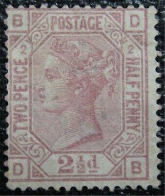 nystamps Great Britain Stamp # 66 Mint OG H $600   L16x1738