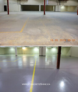 Concrete Shot Blasting, Traffic Deck Topping, Epoxy Coating Cornwall Ontario image 9
