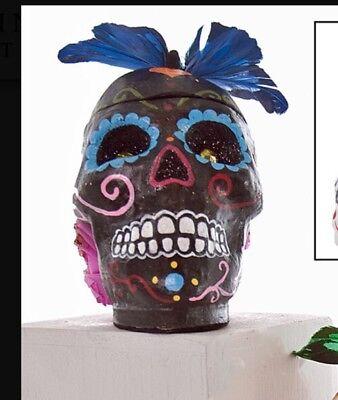 Katherine's Collection Halloween Frida Love Skull Box Display Black NEW](Frida Halloween)