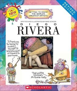 Diego Rivera (Revised Edition) by Mike Venezia (Paperback / softback, 2015)