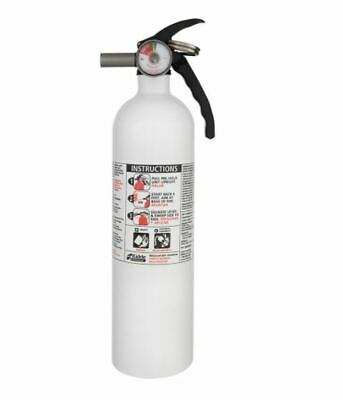 Marine Fire Extinguisher Dry Chemical Auto Boat Car Truck Safety 10 - Bc