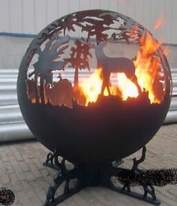 Fire Pit or Garden Ornament Coorparoo Brisbane South East Preview