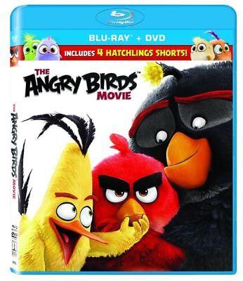 The Angry Birds Movie Blu-Ray/DVD