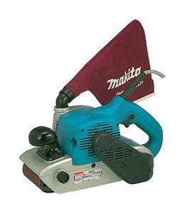 Makita 9403 Belt Sander 100x610mm 240v **Brand New **