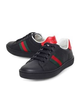 Authentic GUCCI shoes new Never used Size 30 -Italian Bought in