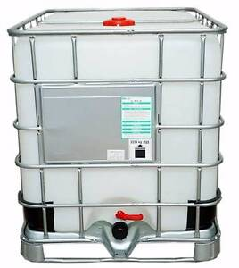 IBC Plastic Container / Water Tank 1000L Garbutt Townsville City Preview