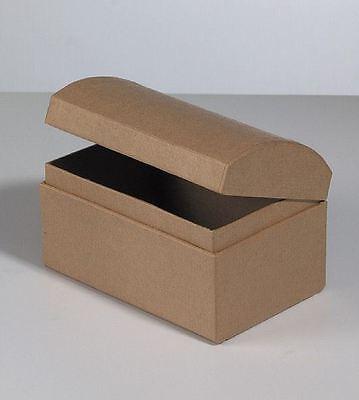 Papp Art Box SCHATZTRUHE 12x8 Mosaik 2634402