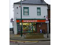 Newsagents Convenience Store - For Sale - To Lease - Rent