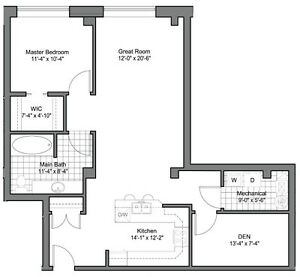 Centre Suites on 3rd, 945 3rd Ave E #306, $259,900