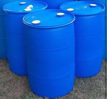 Quality Plastic Barrels for construction site grey water storage Noranda Bayswater Area Preview