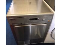 Miele Condenser Tumble Dryer Stainless Steel T8428C can deliver