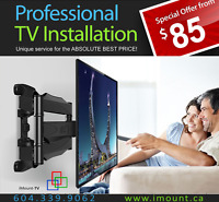iMountTV - TV Wall Mounting & TV Installing eXperts