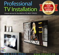 iMount-TV Installation / TV Wall Mounting / TV Mounts