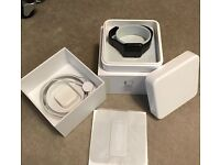 Apple Watch 42mm with stainless steel space black strap
