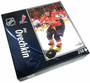 ALEXANDER OVECHKIN .... TOP DOG JIGSAW PUZZLE .... 250 pieces