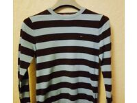Tommy hilfigure jumper in immaculate condition