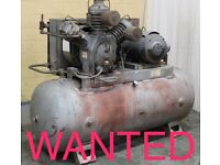 Old Ingersoll Rand Compressor Wanted