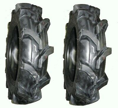 Two Tires 7-16 Lrc 6 Pr Harvest King All Purpose Ag Lug Tractor Tires