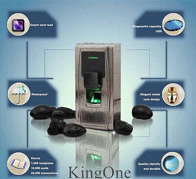 Zksoftware Ma300 Biometric Fingerprint Rfid Card Door Access Controller Tcpip