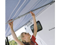 Fiamma Awning Rafter. NEW. Motorhome or Caravan. Telescopic canopy tension rafter