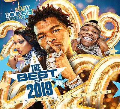 DJ Ty Boogie   Best of 2019, Part 1 - Blends & Hit Tracks (CD