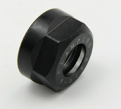 New Er16-a Collet Clamping Nut For Cnc Milling Collet Chuck Holder Lathe Mms