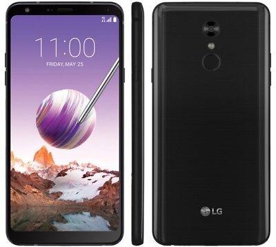 LG Stylo 4 32GB  Black 2GB RAM Fingerprint (MetroPCS) Smartphone BEST PRICE!!